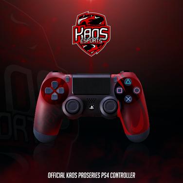 KaoS Ps4 Controller Advert
