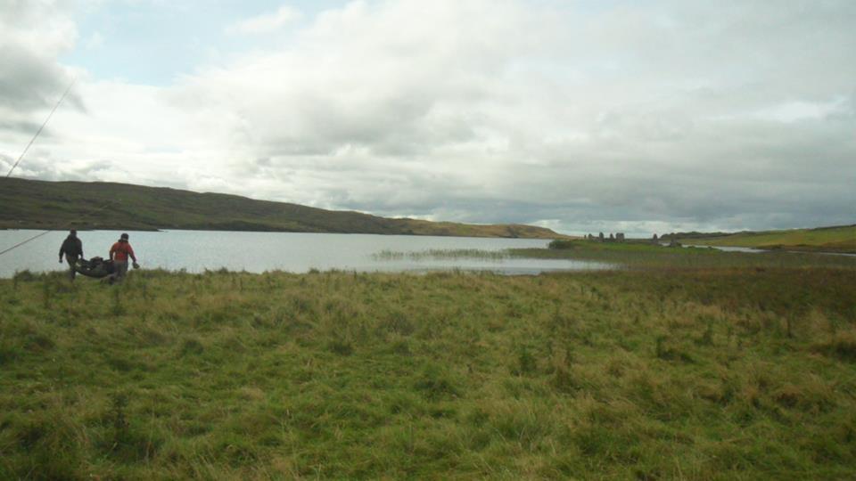 Islay. Scotland