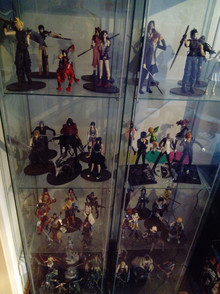 My display cabinet