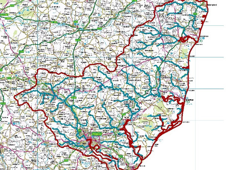 EAST SUFFOLK CATCHMENT PARTNERSHIP PUBLISHES WINTER NEWS