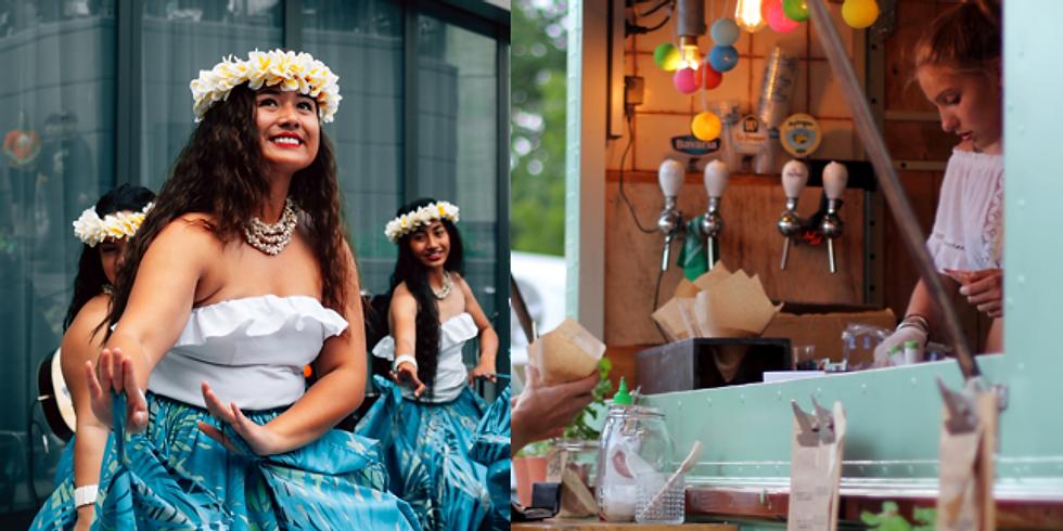 Charity Walk & Pacific Islands Festival