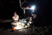 Island Lights Project - Lamnatu Vanuatu 2013