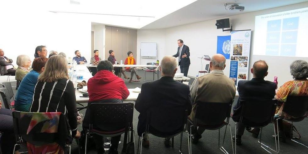 Peacebuilding Seminar Series