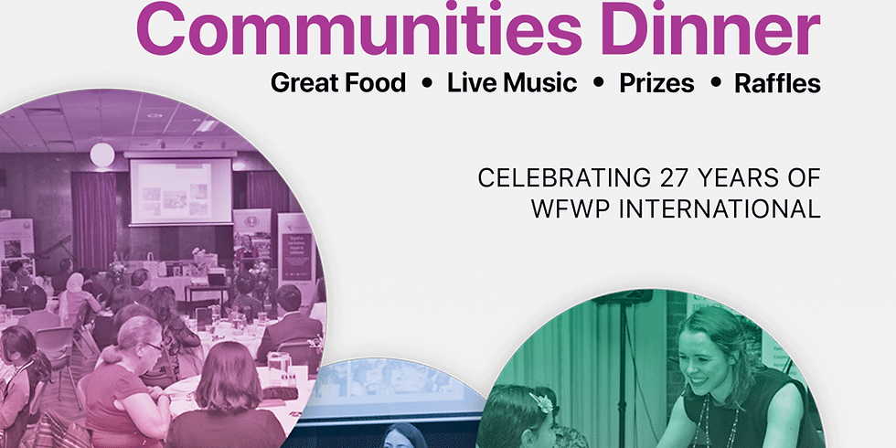 Connecting Communities Dinner
