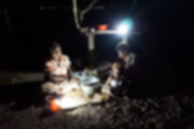 WFWP Australia providing solar lights for remote villages of Tanna, Vanuatu 2014