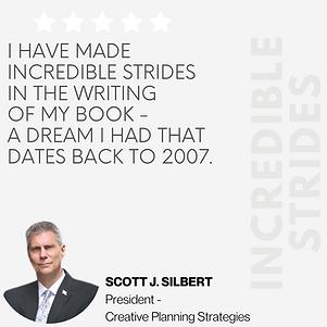 Billy Sparkle - Testimonial by Scott J. Silbert