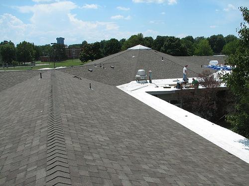 Fort Leonard Wood Roof