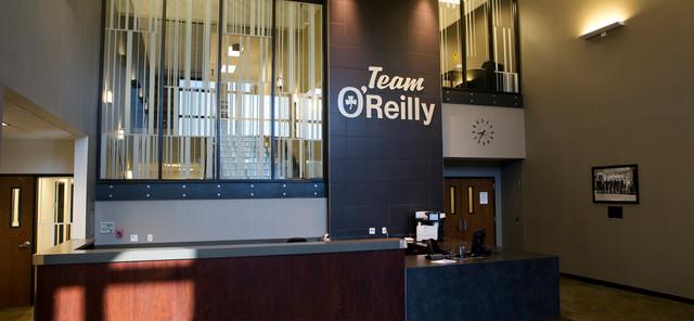 O'Reilly Automotive Corporate Headquarters- Interior