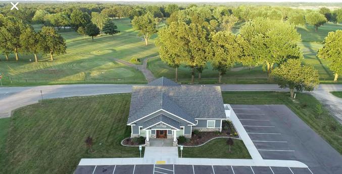 Rockwood Dental Clinic- Drone Exterior
