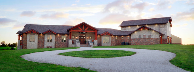 Farmhouse/Craftsman Style Private Residence- Exterior