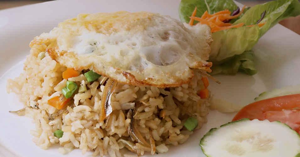 Kampung Fried Rice