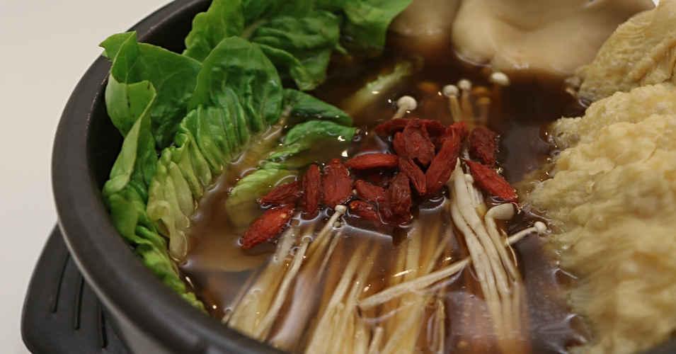 火鍋草藥湯