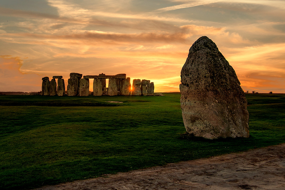 Stonehenge-Winter Solstice