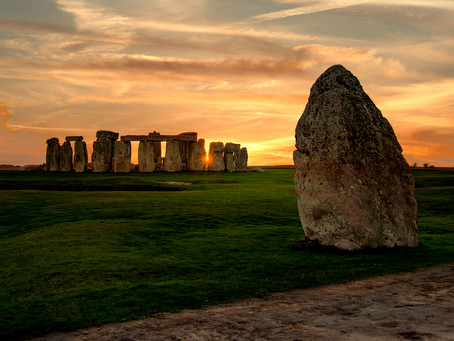 Winter Solstice for Neolithic Man
