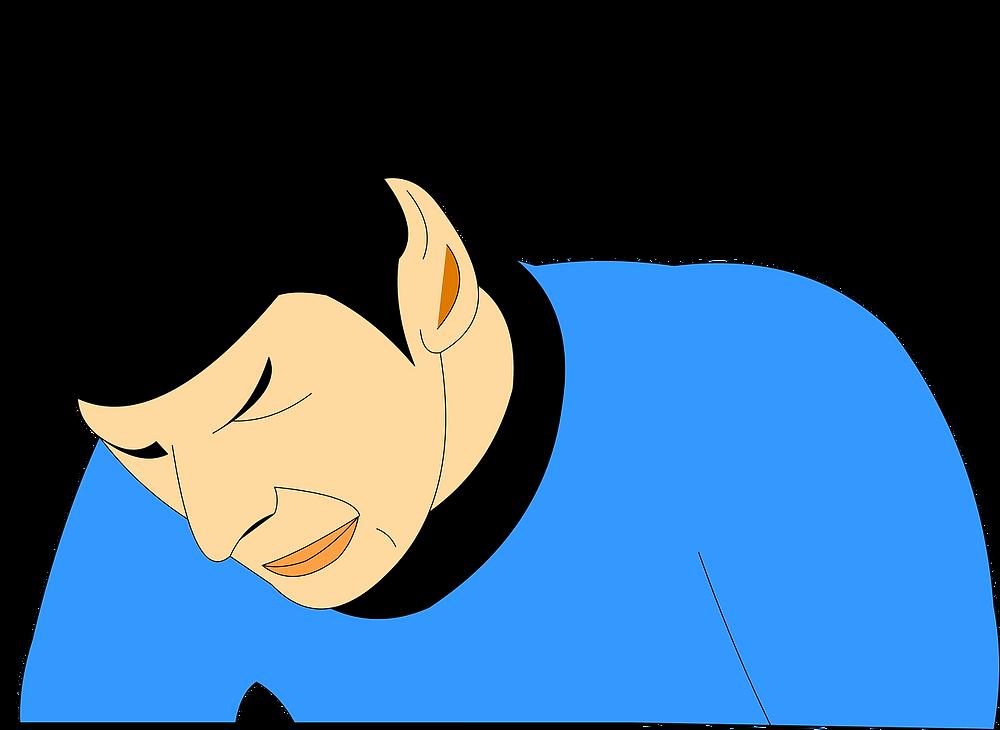 Doctor Spock, Star Trek, Flatlands, Blue Brain Project,