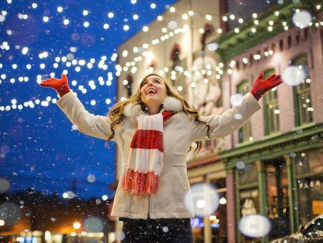 Does Christmas Cheer Have a Location Inside the Brain?