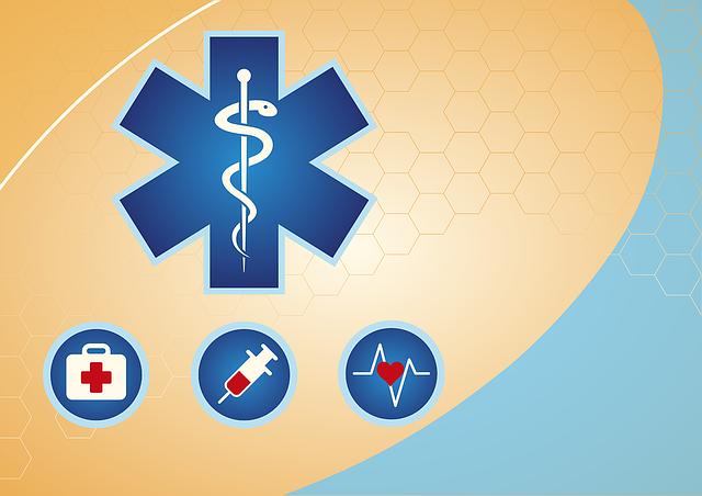 Medical Icons - Source - Pixabay