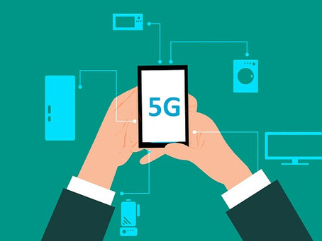 5G - And Why We Should All Be Worried.