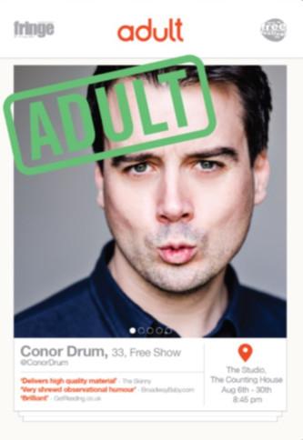 Conor Drum: Adult
