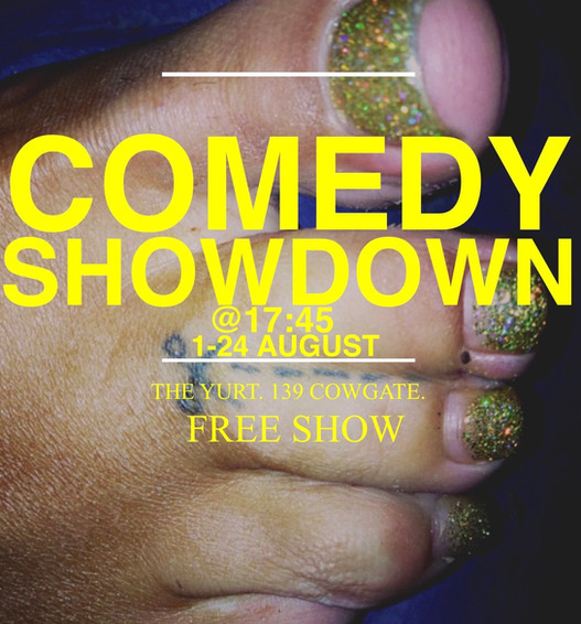 Comedy Showdown 2014