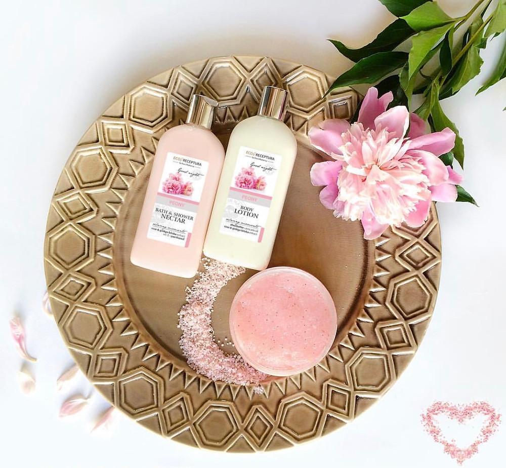Peony Cosmetics, skincare