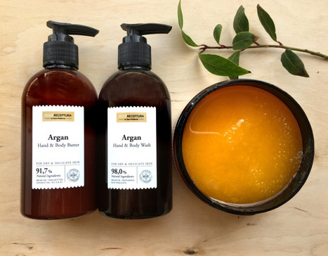 Argan Oil Range