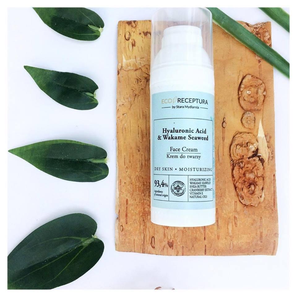 face cream, hyaluronic acid, skincare