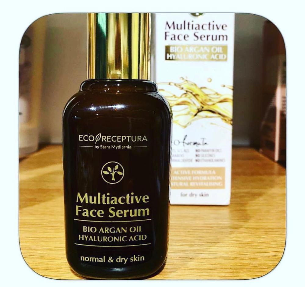 argan oil face serum , organic cosmetics, skincare, anti-aging