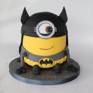 Badman Minion