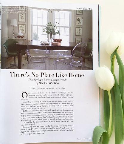 Saratoga Springs NY interior designer