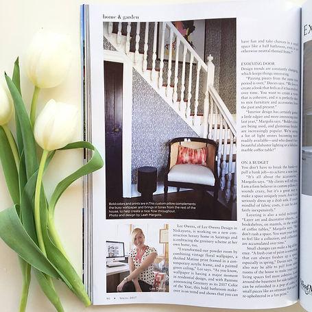 Interior Designer Albany Saratoga Springs New York
