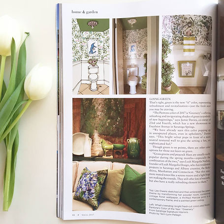 Interior Designer Albany Saratoga Spring New York