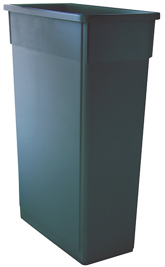 TRASH CONTAINERS & COVERS