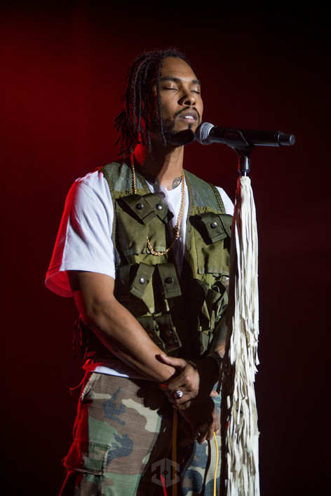 Miguel Afropunk Atlanta