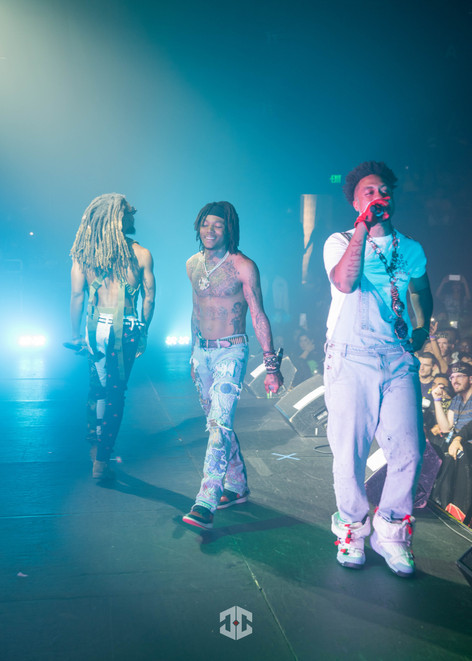 J.I.D. + EarthGang Catch Me If You Can Tour