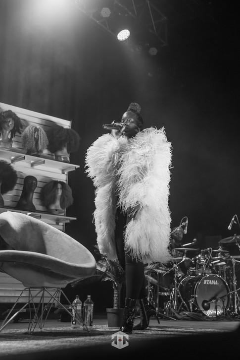 Ari Lennox Shea Butter Baby Tour