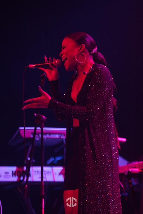 Mikhala Jene Shea Butter Baby Tour