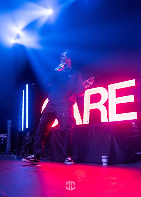 Saba Catch Me If You Can Tour