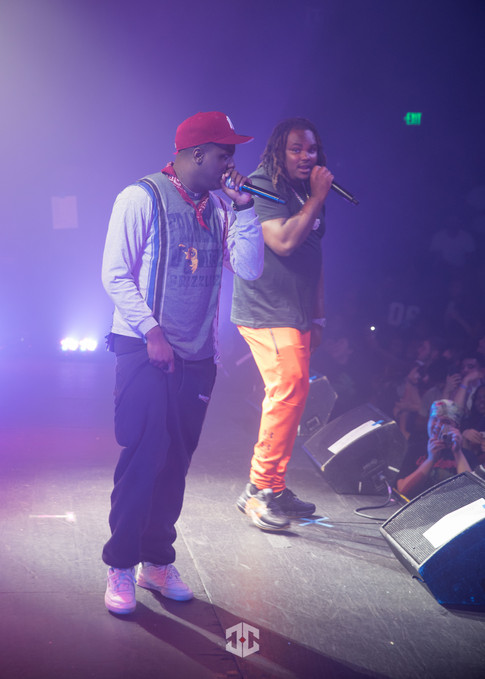 Lil Yachty + Tee Grizzley Catch Me If You Can Tour