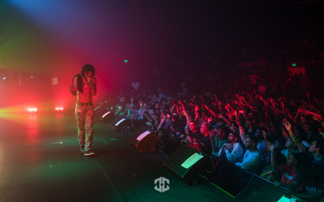 J.I.D. Catch Me If You Can Tour