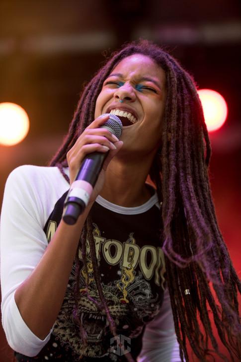 Willow Smith Afropunk Atlanta