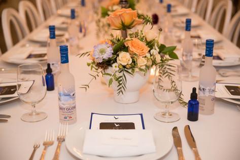 Soho House + Grey Goose Private Dinner Event