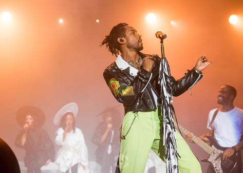 Miguel ONE Music Fest