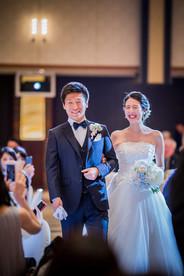 グランドプリンスホテル高輪の結婚式写真