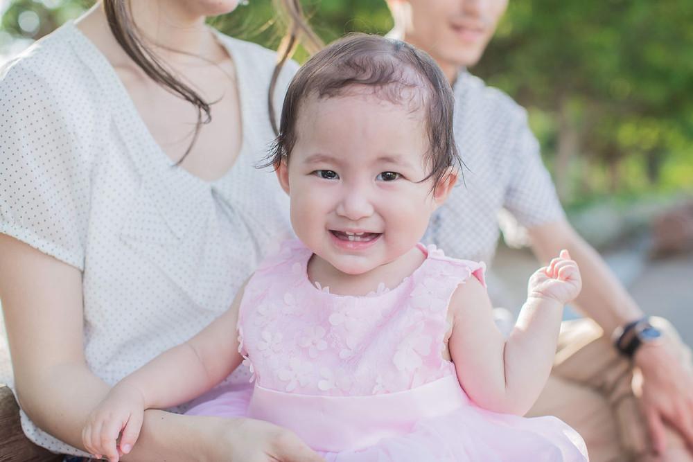 浜名湖ガーデンパークで撮影した女の子の写真