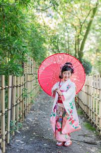 浜松八幡宮で撮影した七五三写真