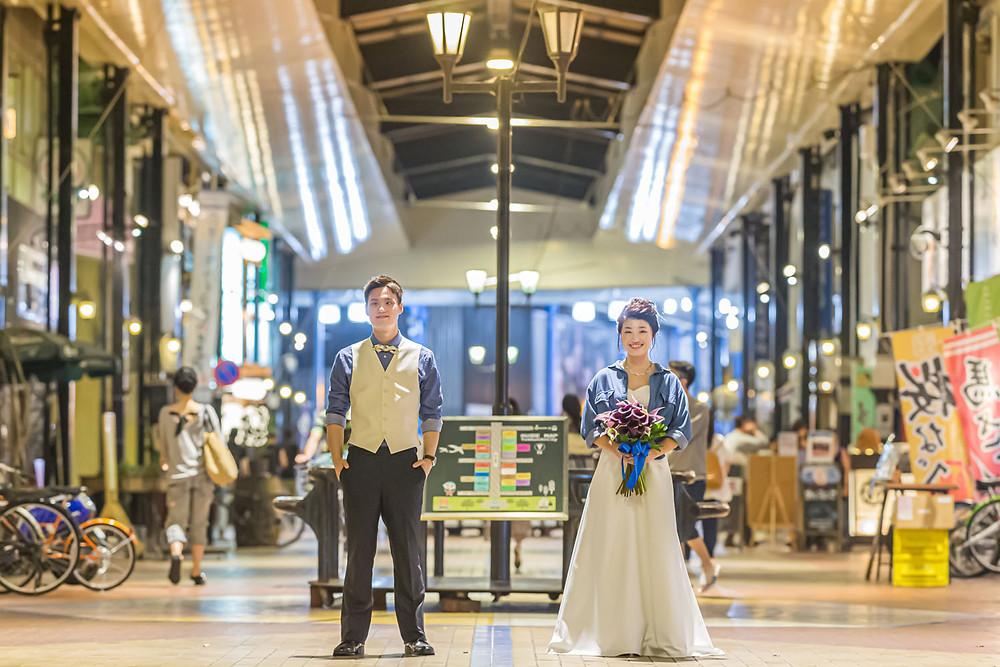 三重県四日市市にあるザセントラルで持込カメラマンが撮影した結婚式二次会パーティーの写真