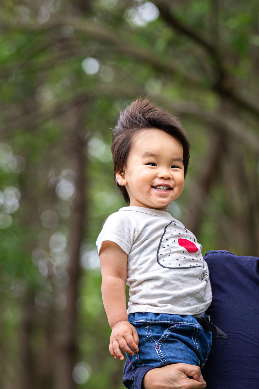 浜名湖ガーデンパークで撮影した子供のロケーションフォト