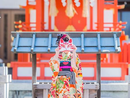 【 五社神社・諏訪神社 】七五三撮影 vol.2