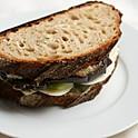 Authentic Baghdadi Sandwich